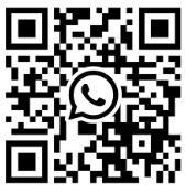 Neem contact met ons op via WhatApp